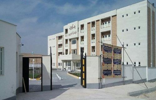 2 خوابگاه با ظرفیت 448 نفر در دانشگاه بجنورد در حال ساخت است