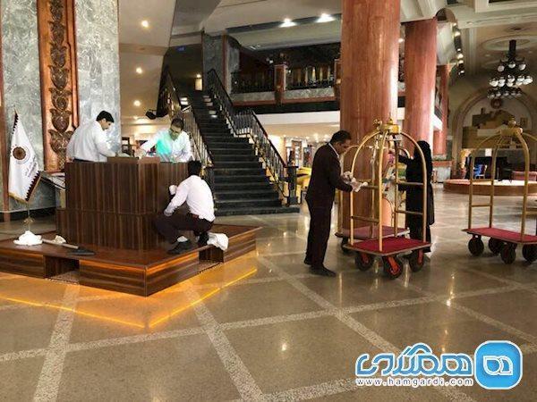 مخالفت با تعطیلی هتل ها در بحران کرونا
