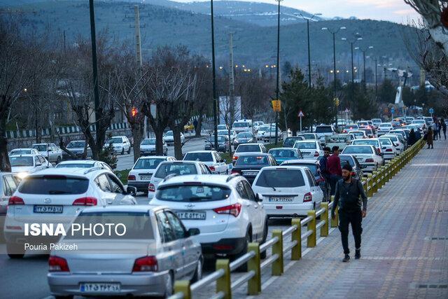 محدودیت 100 درصدی تردد در اماکن گردشگری همدان در روز طبیعت