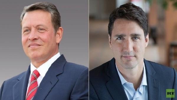 پادشاه اردن امروز به کانادا می رود