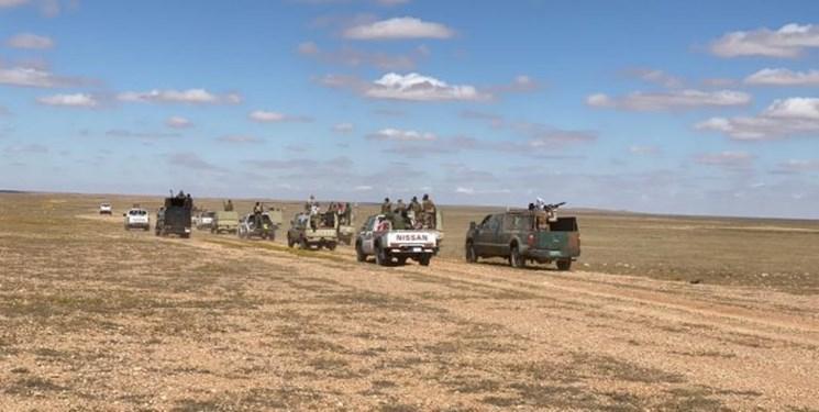 الحشدالشعبی از خاتمه عملیات پاکسازی نقاط مرزی اردن و عربستان اطلاع داد