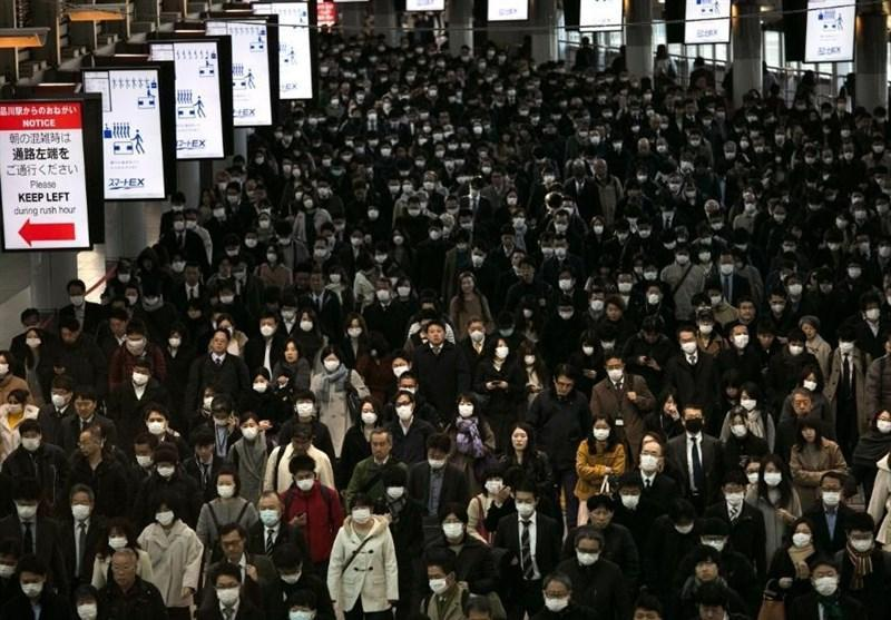 افزایش 172 نفری مبتلایان به کرونا در ژاپن