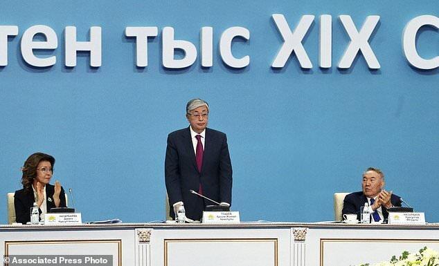 رییس جدید سنای قزاقستان معرفی شد