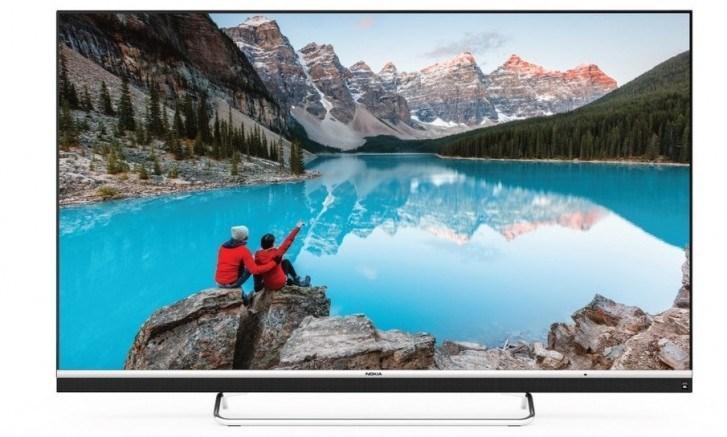 نوکیا از تلویزیون هوشمند جدید خود رونمایی کرد