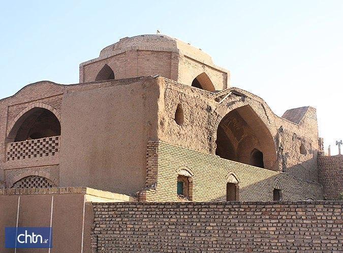 مسجد تاریخی خسرو اردستان بازسازی می گردد