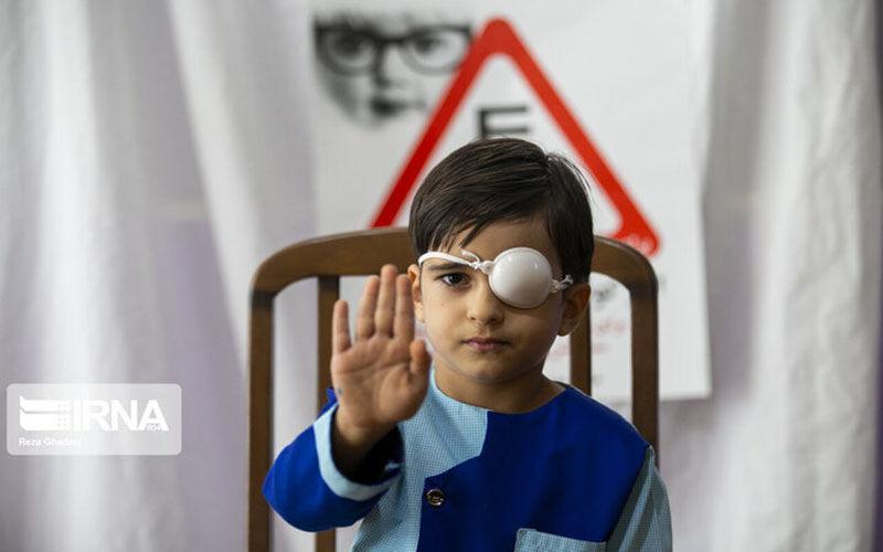 خبرنگاران 230 هزار کودک در سیستان و بلوچستان غربالگری بینایی می شوند