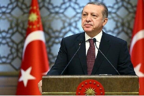 اردوغان: ترکیه به دنبال تحقق پیروزی در سوریه، عراق و لیبی است