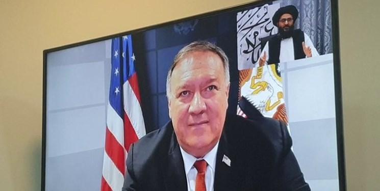 مذاکرت بین الافغانی؛ محور دیدار ویدئو کنفرانسی مقامات آمریکا و طالبان