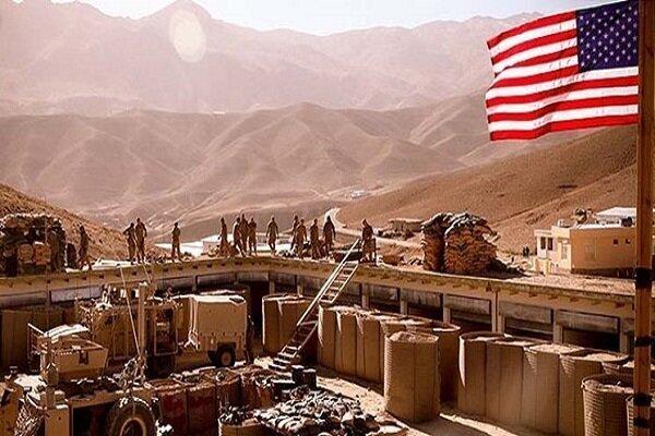 آمریکا مانع حضور رسانه های مقاومت در مراسم تحویل پایگاه التاجی شد