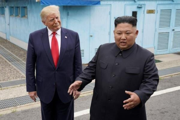 رهبر کره شمالی برای ترامپ پیام فرستاد