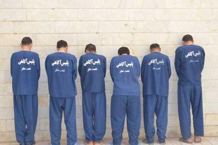 دستگیری 844 قاچاقچی در 72 ساعت