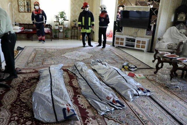 مرگ مرموز یک خانواده در مشهد، احتمالات در دست بررسی چیست؟