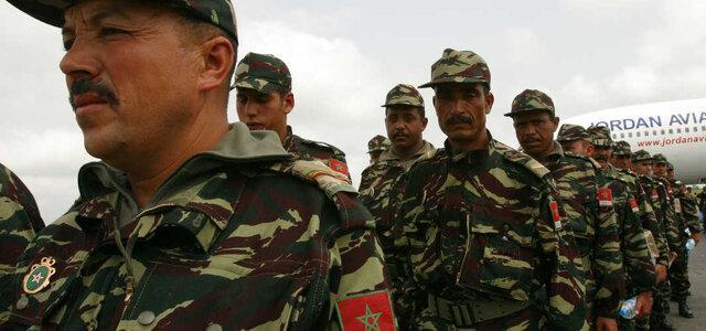عملیات نظامی مراکش علیه جبهه پولیساریو