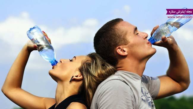 کاهش وزن به راحتی آب خوردن!