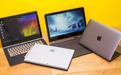 قیمت انواع لپ تاپ، امروز 27 آبان 99