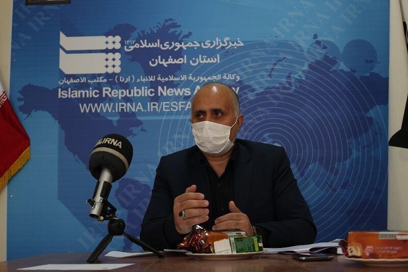 خبرنگاران انبارهای اختصاصی گمرک اصفهان بیش از 4 برابر شده است