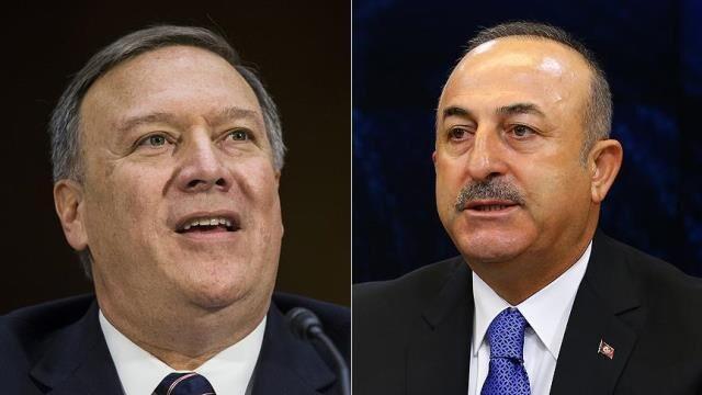 خبرنگاران جدال لفظی وزرای خارجه ترکیه و آمریکا در نشست محرمانه ناتو