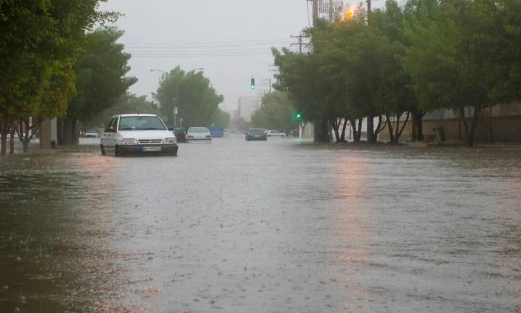 جاری&zwnjشدن سیلاب در استان بوشهر