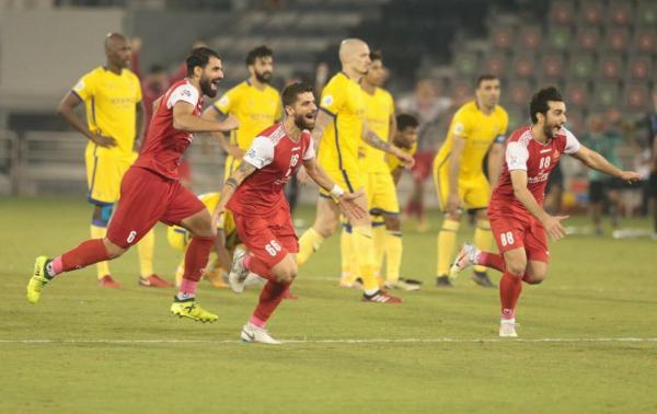 شکایت باشگاه النصر، سرانجام بدون هیچ نتیجه ای به سرانجام رسید؛ النصر در CAS هم به پرسپولیس باخت