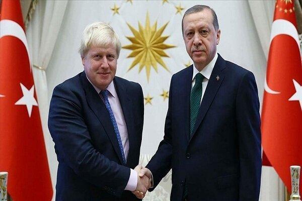 انگلیس تحریم ها علیه ترکیه را تمدید می نماید