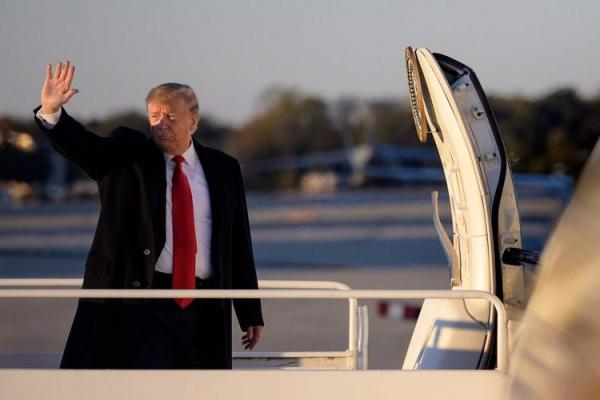 نیوزویک: ترامپ از دو هفته آینده فرایند ترک کاخ سفید را شروع می نماید