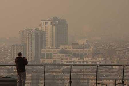 مرگ سالانه 30 هزار نفر در ایران بر اثر آلودگی هوا