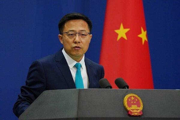 پکن قاطعانه با دخالت در امور داخلی کشورهای مستقل مخالفت می نماید