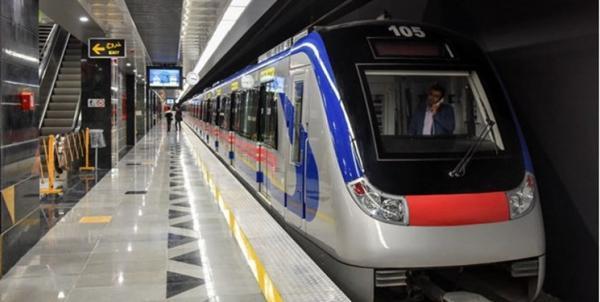 خط 6 مترو تهران فردا، 17 بهمن تعطیل است