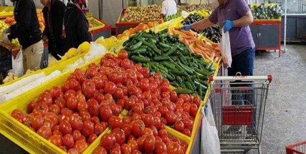 بازار میوه و تره بار امامت در شرق تهران افتتاح شد
