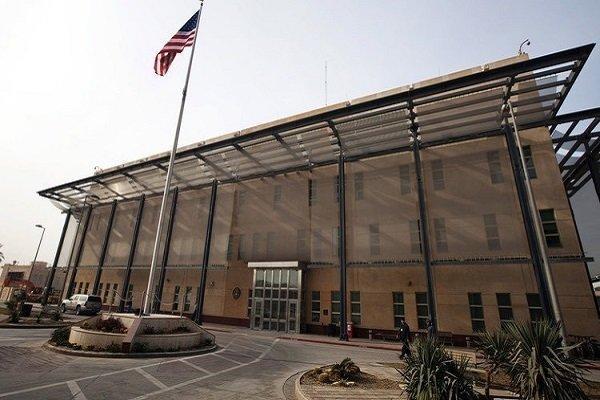 اقدامات سفارت آمریکا در بغداد مشکوک است