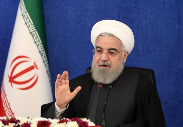 روحانی: تمام قد از معیشت مردم دفاع می کنیم