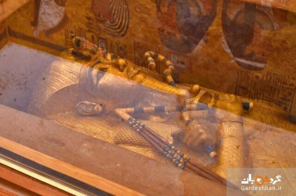 مشهورترین مومیایی های مصری که در 100 سال اخیر کشف شده اند