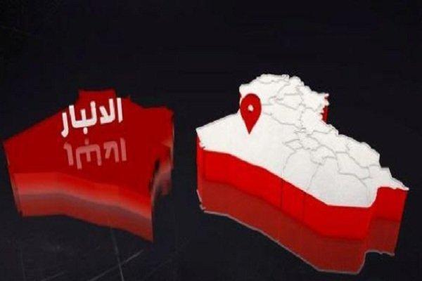 خنثی سازی حمله تروریستی به نیروهای عراقی در الانبار