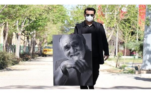 پیکر حسین ملکی در خاک آرام گرفت