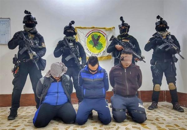 عراق، دستگیری 11 تروریست در استان دیالی