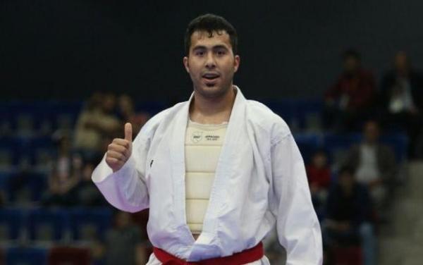 سجاد گنج زاده دومین برنز ایران را کسب کرد