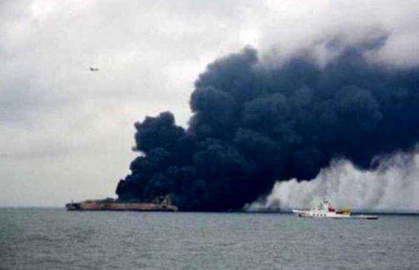 نفتکش هدف گرفته شده در سوریه ایرانی است؟