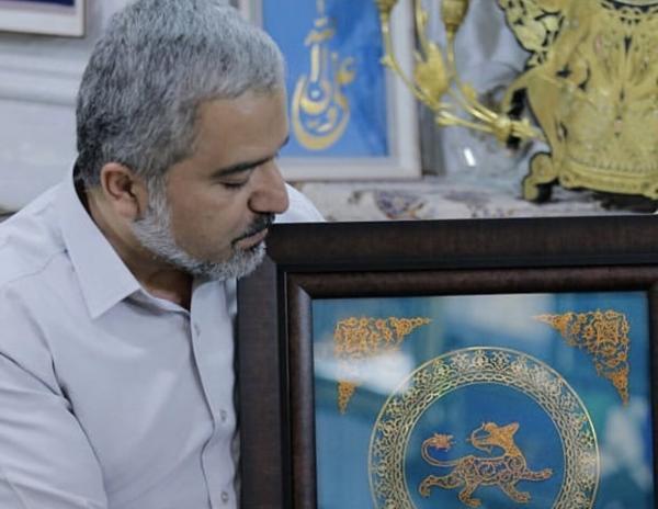 خبرنگاران کرونا جان هنرمند صنایع دستی اصفهان را گرفت