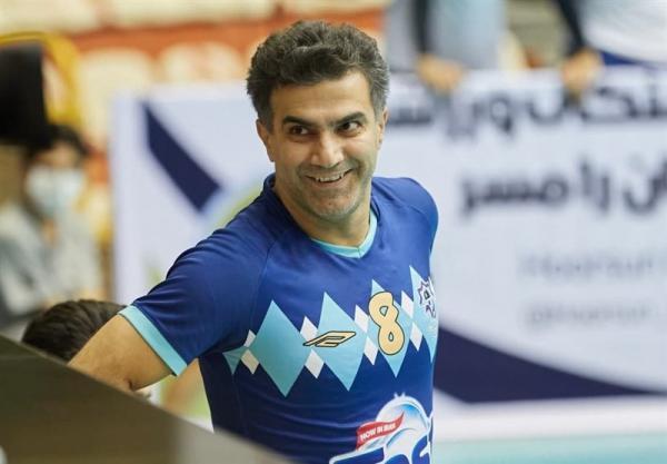 شیرکوند: باشگاه های پولدار کمر والیبال ایران را می شکنند، در تیم ملی برای لیگ بازیکن جابجا می کنند