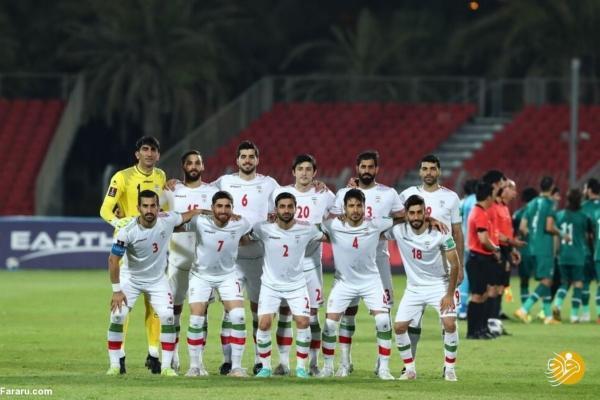 دلایلی برای این که گروه ایران در انتخابی جام جهانی خوب است