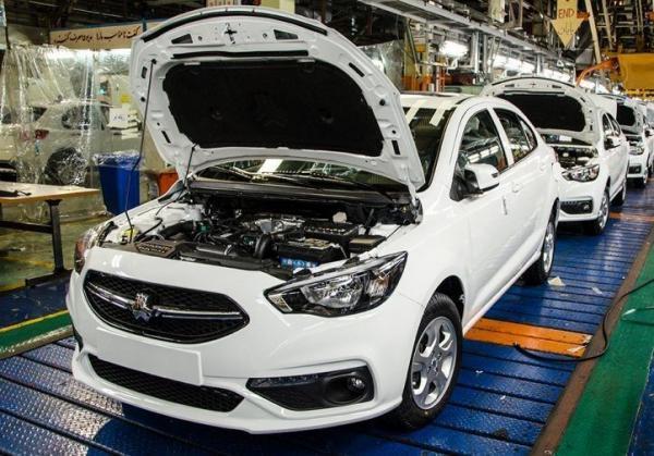 رشد 56 درصدی فراوری خودرو در خرداد به نسبت اردیبهشت 1400 ، آمار جزئیات فراوری