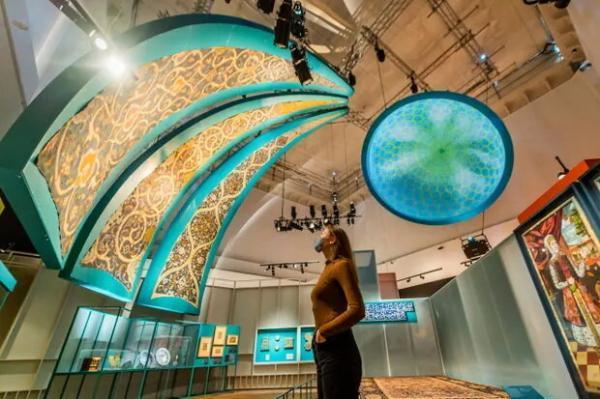تصاویری از گنجینه پنج هزار ساله ایران در لندن