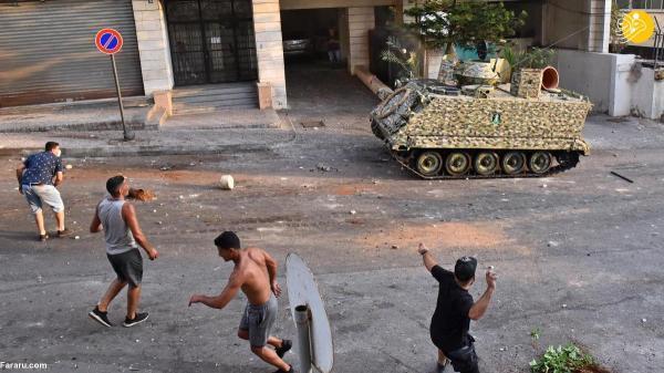 لبنان بار دیگر صحنه اعتراضات شد