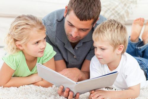 چگونه بچه ها را به مطالعه علاقه مند کنیم؟