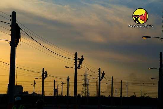 توسعه زیرساخت ها برای پایداری کامل برق تهران