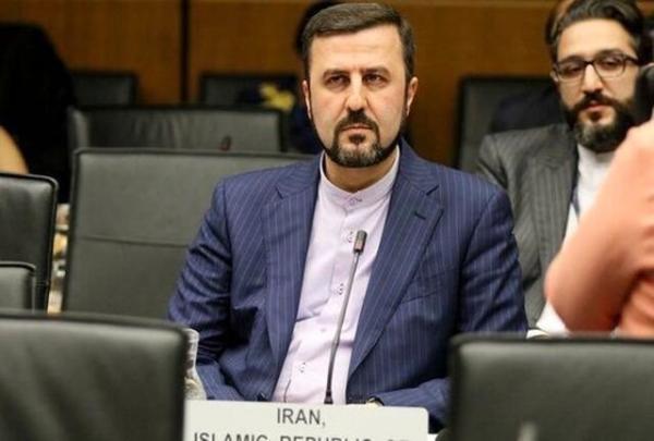 توئیت غریب آبادی درباره توافق آژانس و ایران
