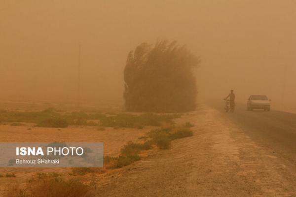 خطر افزایش طوفان های گرد و غبار در پی خشک شدن تالاب ها