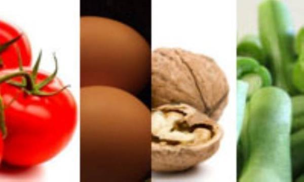 هفت غذای ضروری برای پوست زیبا